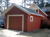 Gable Garage Plans by Ross Chapin