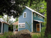 Bicycle Cottage Home Plans by Ross Chapin