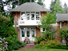 Dines Point Studio Small House Cottage Plans by Ross Chapin