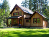 Swede Hill Small House Cottage Plans by Ross Chapin
