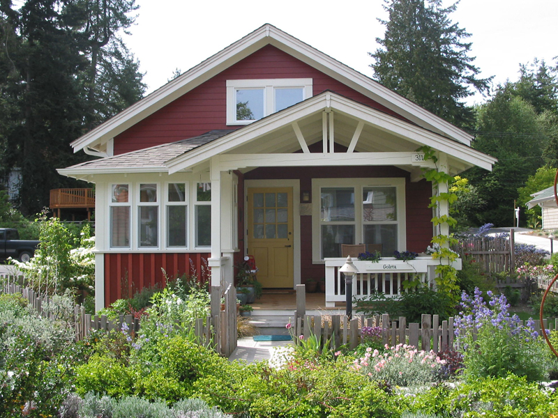 Coho cottage ross chapin architects Cottage home plans