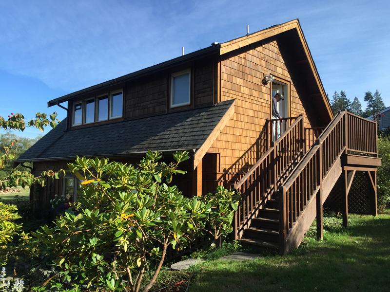 Strawbridge Studio Garage Ross Chapin Architects